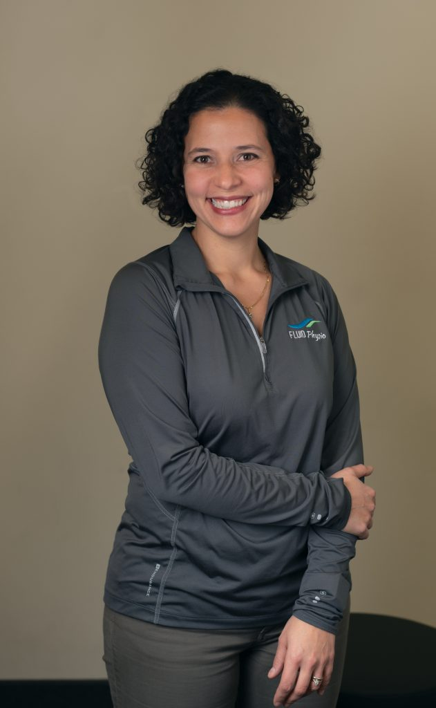Dr. Gianna Bigliani of Fluid Physio, The manual physical therapy experts of Princeton.